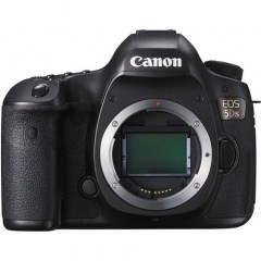 Canon EOS 5DS Body Only Front