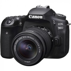 Canon EOS 90D Body Only + 18-55 stm lens5