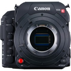 Canon EOS C700 ( CFast Card ) GS PL MOUNT ( Global Shutter version ) Body
