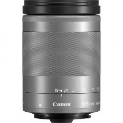 EF-M 18 - 150mm f 3.5-6.3 IS STM SILVER